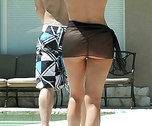 Milf Pool Sex Videos