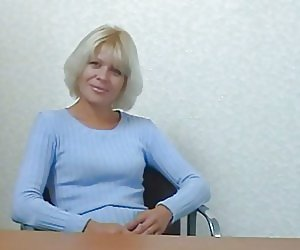Blonde Mature Videos