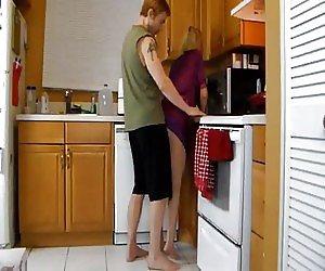 Milf Kitchen Videos