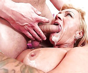 Cum In Milf Mouth Videos