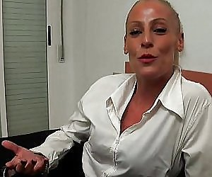 Mature Secretary Videos