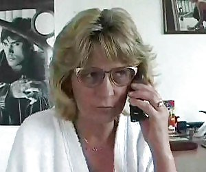Mature In Glasses Videos