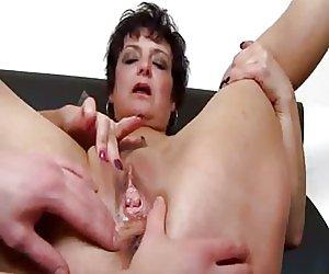 Fingering Mature Videos