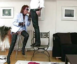 Milf Boots Videos