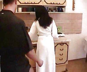 Mom On Kitchen Videos