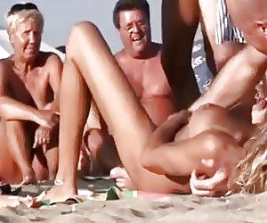 Beach Mature Videos